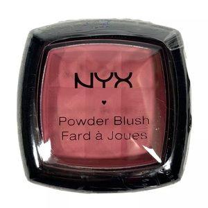 NYX Powder Blush Single, PB06 Peach NEW